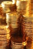 menniczy złoto Obraz Stock