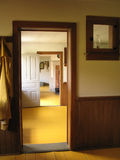 Mennonite Interior. Details of the interior of a typical Mennonite house stock photography