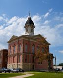 Menominee County Courthouse Stock Image