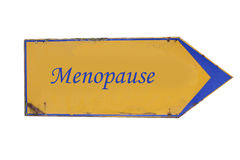 Menopause Royalty Free Stock Photography