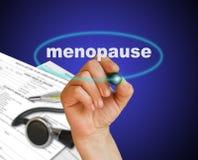 menopause Imagens de Stock