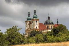 Menor de la basílica Imagen de archivo libre de regalías
