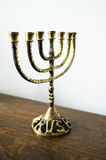 Menorah Royalty-vrije Stock Foto