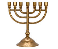 Free Menorah Royalty Free Stock Photo - 54933635