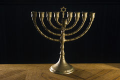 Menorah royalty-vrije stock foto's