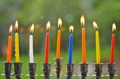 Menorah de Hanukkah