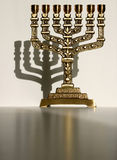 Menorah II royalty free stock photos