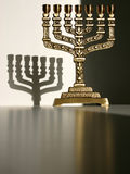Menorah III immagine stock
