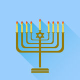 Menorah Stock Images