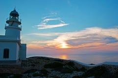 menorca Ισπανία των Βαλεαρίδων Νή& Στοκ Εικόνες