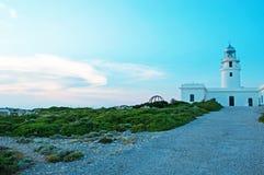 menorca Ισπανία των Βαλεαρίδων Νή& Στοκ Φωτογραφία