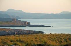 menorca Ισπανία των Βαλεαρίδων Νή& Στοκ Φωτογραφίες