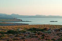menorca Испания Балеарич Исланд Стоковая Фотография RF