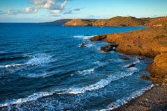 Menorca Arkivfoto