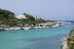 Menorca Obrazy Royalty Free