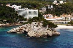 Menorca - Balearic Island - la Spagna Fotografia Stock Libera da Diritti