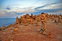 Menorca, Balearic Island, Spagna fotografie stock