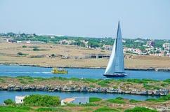 Menorca, Balearic Island, Spagna Fotografia Stock