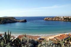 Menorca - Balearic Island - Spanien Lizenzfreies Stockfoto