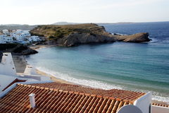 Menorca - Balearic Island - Spanien Lizenzfreies Stockbild