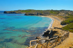 Menorca, Balearic Island, Spanien stockfotos