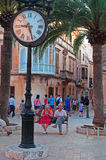 Menorca, Balearic Island, Spanien Stockfotografie