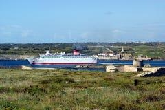 Menorca - Balearic Islands - Menorca tourist islan Stock Photography
