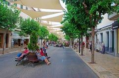 Menorca, Balearic Islands, Spain Stock Images