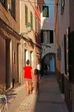 Menorca, Balearic Islands, Spain Royalty Free Stock Photography