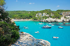 Menorca, Balearic Islands, Spain Stock Image