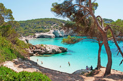 Menorca, Balearic Islands, Spain Royalty Free Stock Photo