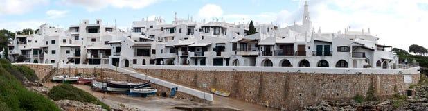 Menorca, Binibeca bell Stock Images
