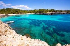 Menorca Cala en Turqueta Ciutadella Balearic Mediterranean Royalty Free Stock Photography