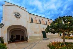 Menorca Ciutadella Monestir de Santa Clara monastery Royalty Free Stock Image