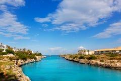 Menorca Ciutadella Son Oleo Calo des Degollador Stock Photography