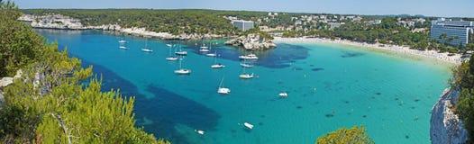 Menorca, de Balearen, Spanje royalty-vrije stock fotografie
