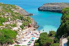 Menorca, de Balearen, Spanje Royalty-vrije Stock Afbeeldingen