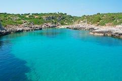 Menorca, de Balearen, Spanje Stock Foto's