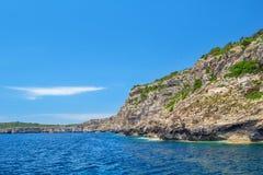 Menorca island coast Stock Images