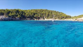 Menorca paradise Royalty Free Stock Photos