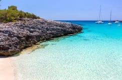 Menorca seascape Zdjęcie Royalty Free