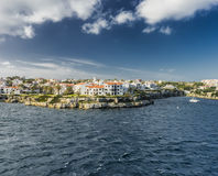 Menorca tourism Royalty Free Stock Photography