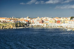 Menorca tourism Royalty Free Stock Photo