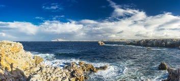 Menorca tourism Stock Images