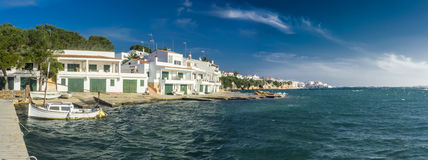 Menorca tourism Stock Photography