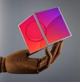 Menosprecie de la mano Imagen de archivo libre de regalías