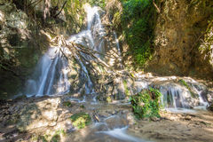 Menotre Waterfall Stock Images