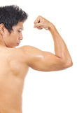 Mens arm Royalty Free Stock Photography