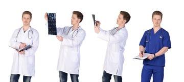 Mens artsengroep Stock Foto's