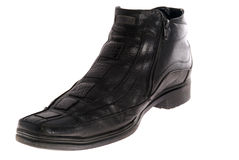 Mens boots Royalty Free Stock Photos